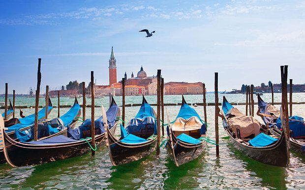 Top 10: European city breaks for 2015 - Telegraph -Venice