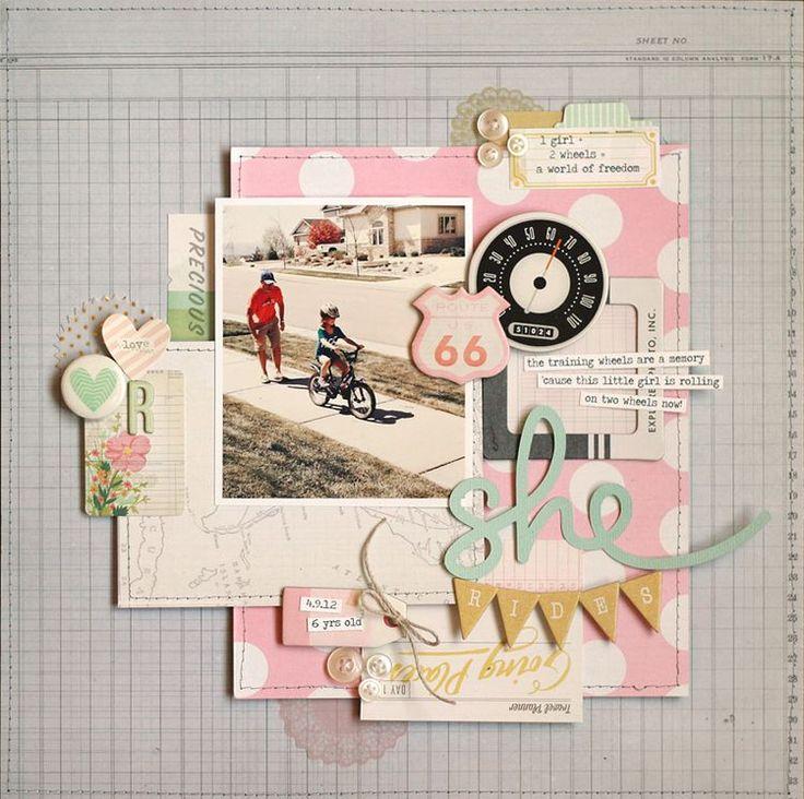 Die besten 25 scrapbook ideen auf pinterest scrapbooks banner und bild banner - Scrapbook ideen ...