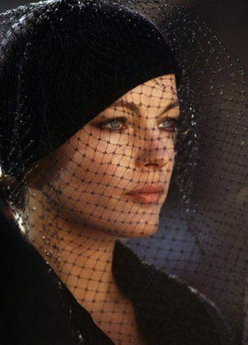 Портрет Роми Шнайдер на множестве Ле трио Infernal режиссера Фрэнсиса Жирод…