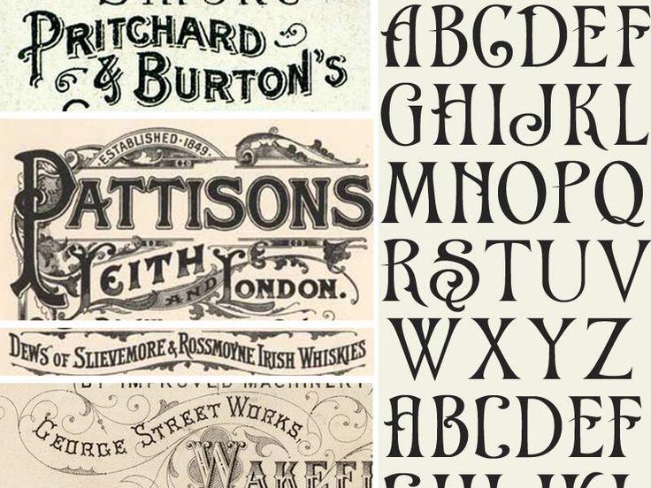 handlettering håndtegnet typografi håndtekst tutorial guide