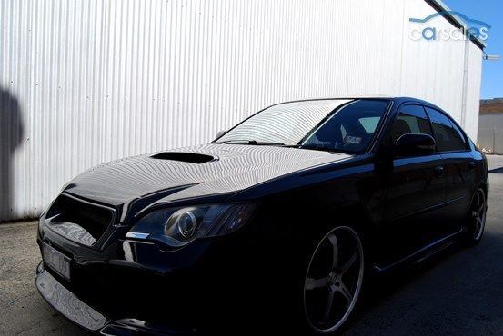 2007 Subaru Liberty 4GEN GT Tuned By STI MY07 All Wheel Drive