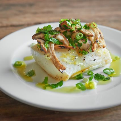 100 grilled cod recipes on pinterest teriyaki grill for Grilled cod fish recipes