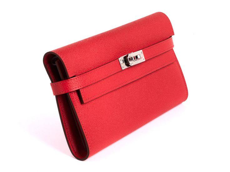 Hermes Kelly Brieftasche