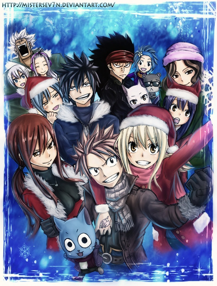 Fairy Tail - Special Poster by MisterSev7n.deviantart.com