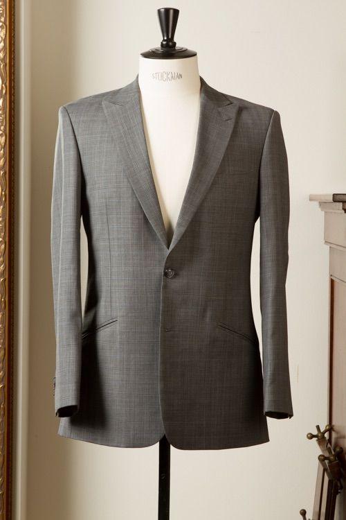 maatpak kostuum  prince of wales brits engels bespoke handgemaakt grijs (4).jpg