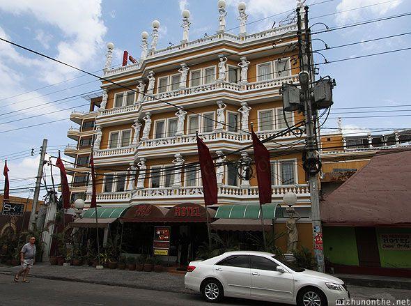 Abc hotel in angeles city