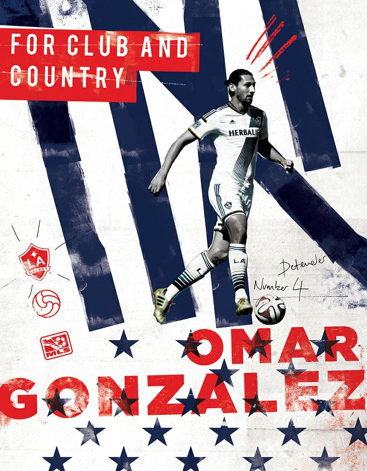 MLS World Cup Heroes Poster 08