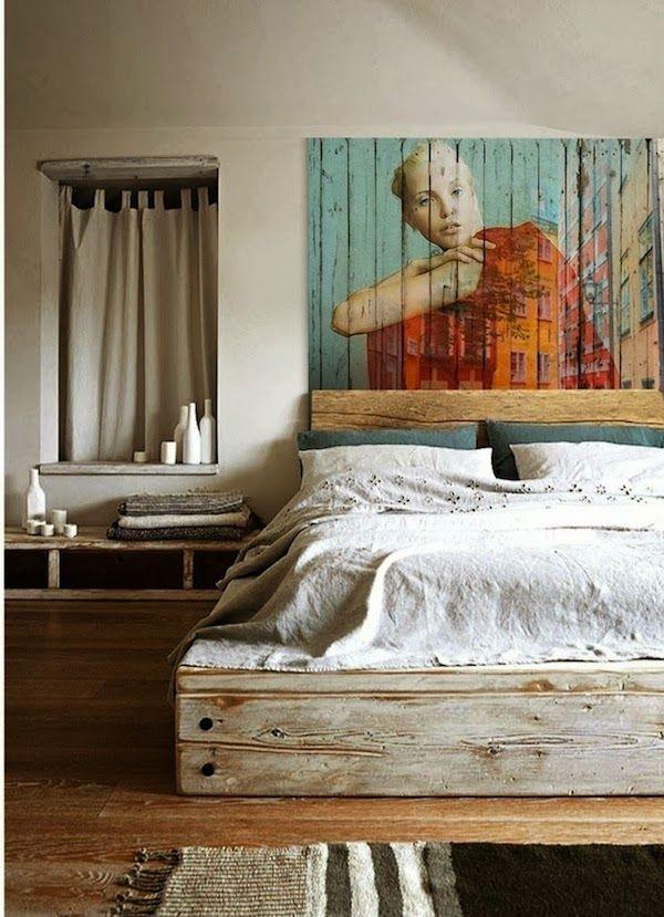 Cadre de lit