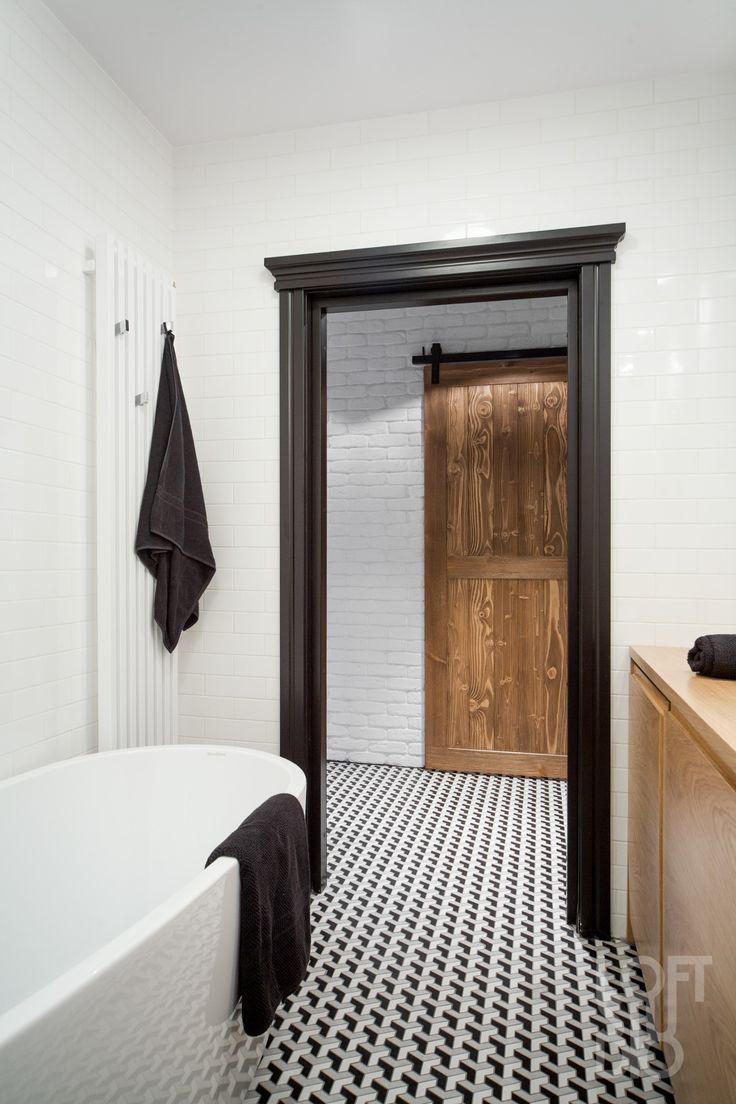 Terma heater in apartment design by LOFTSTUDIO/ grzejnik z Termy w projekcie LOFTSTUDIO Pragniesz podobnego wnętrza to zgłoś się do nas www.loftstudio.pl