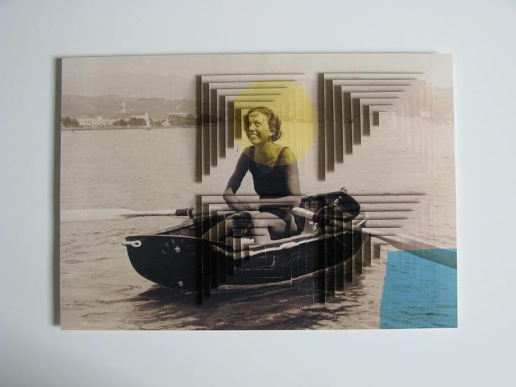 Alfred Drago Rens - Ritratti di famiglia - Zia Titta - giugno 2012