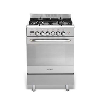 Emilia DI664 60cm Freestanding Gas Cooker