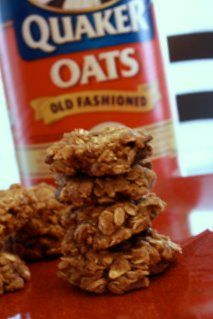 On the go protein oatmeal bar