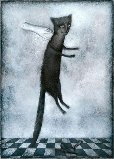 Сюрреалистическое искусство от Catrin Welz-Stein.