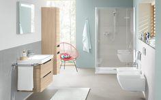 Salle de bain Villeroy & Boch Subway 2.0 | Espace Aubade