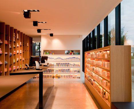 Thomas De Bruyne Photo, Pharmacy M by Caan Architecten
