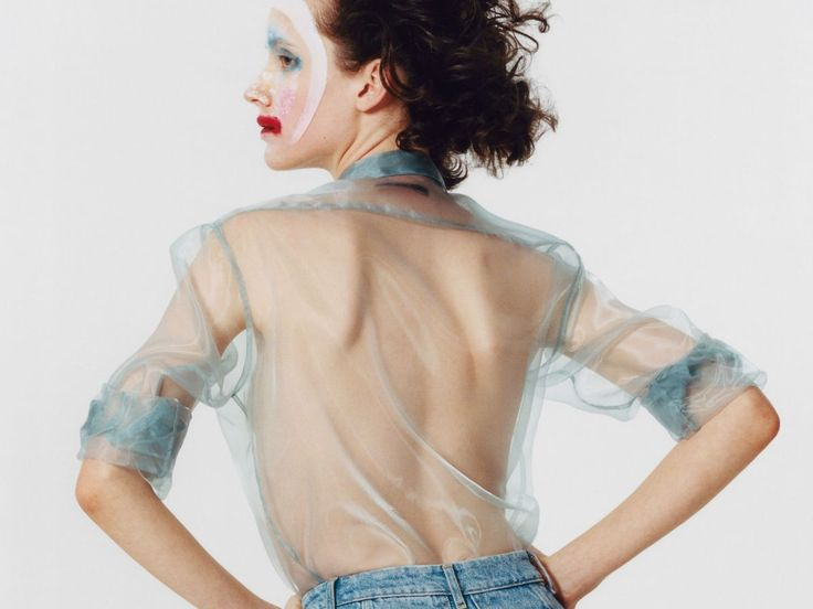 Thanks To Eckhaus Latta Jeans For The Cool Mom Are Here