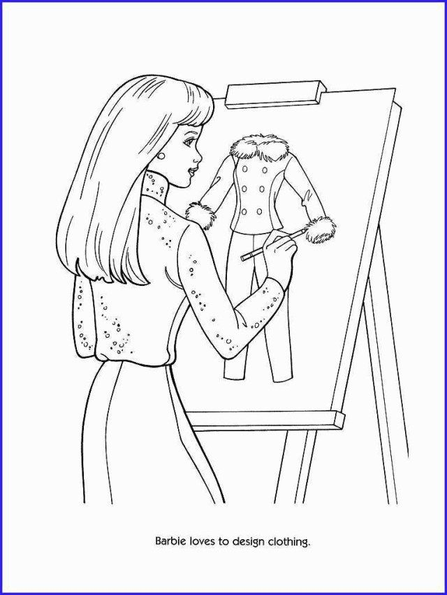 25 Creative Picture Of Fashion Coloring Pages Albanysinsanity Com Summer Coloring Pages Barbie Coloring Pages Coloring Pages For Boys