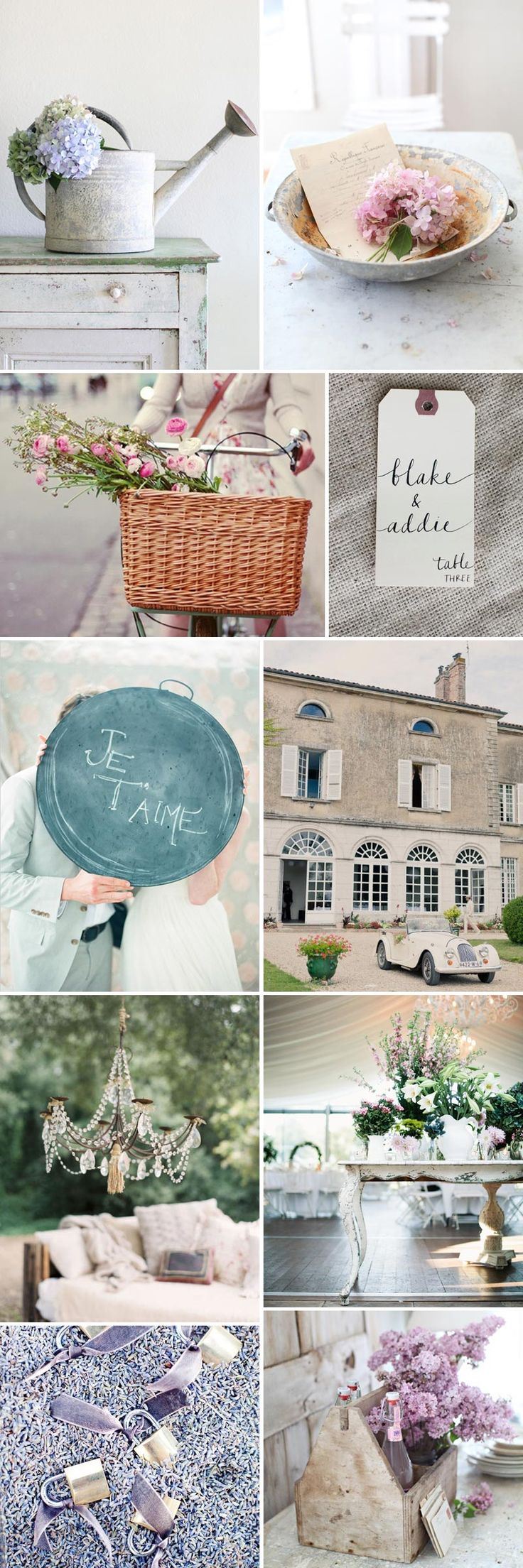 En Provence. | Rock My Wedding
