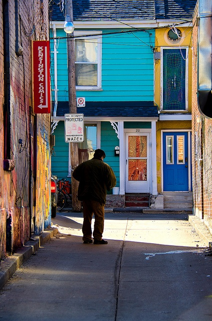 Kensington Market Alley