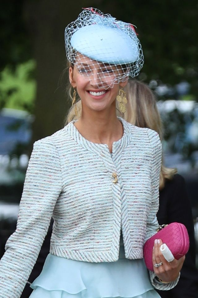 The Best Hats at Pippa Middleton's Wedding - Pippa Middleton Wedding Hats
