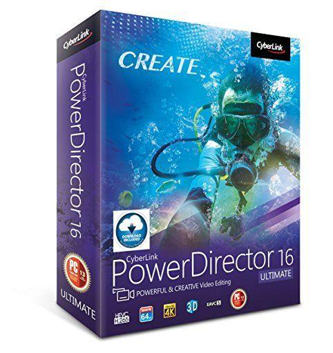 cyberlink powerdirector 16 activation key download