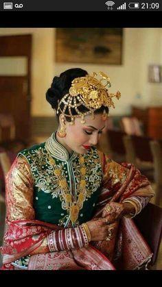 nepali bridal wear - Google Search | bridal | Pinterest ...