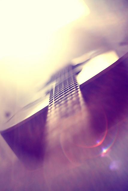 acoustic freelensing 6 by PierrePocs, via Flickr
