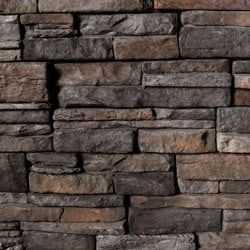 Kodiak Mountain Stone Manufactured  Stone Veneer - Ready Stack Stone Panels Collection