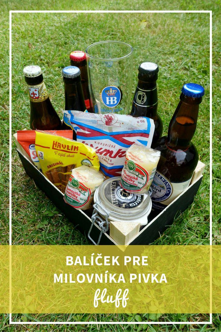 Potešte pivkára balíčkom vytvoreným špeciálne podľa jeho chuti.