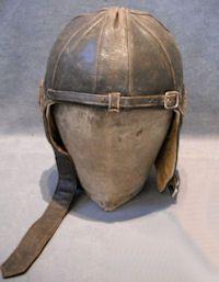 Leather Flying Helmet   M74