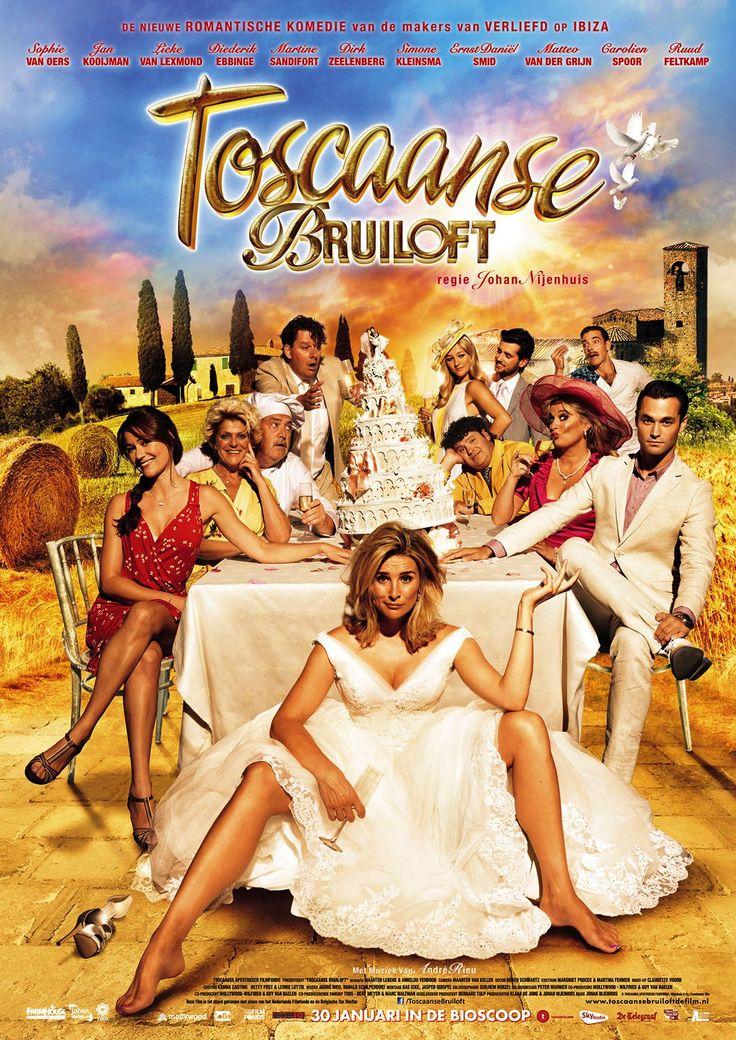 Toscaanse Bruiloft - Tallsay.com
