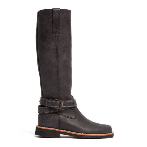 Western Riding Boot Tribe Leather | Womens Shoes and Boots | Roots