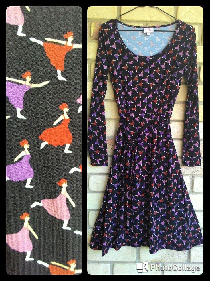 Leona Edmiston * Ruby * June 2013 * sz xs * $179 * Tiny Dancer print