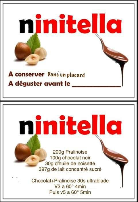 Nutella au companion