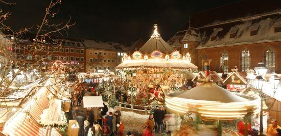 A Christmas Market especially for children!