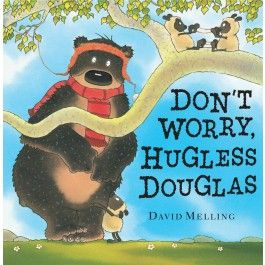 Don't Worry Hugless Douglas (paperback) $16.99