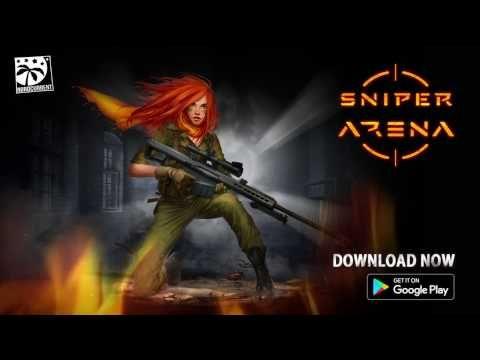 Sniper Arena Jogos de tiro PvP – Apps para Android no Google Play