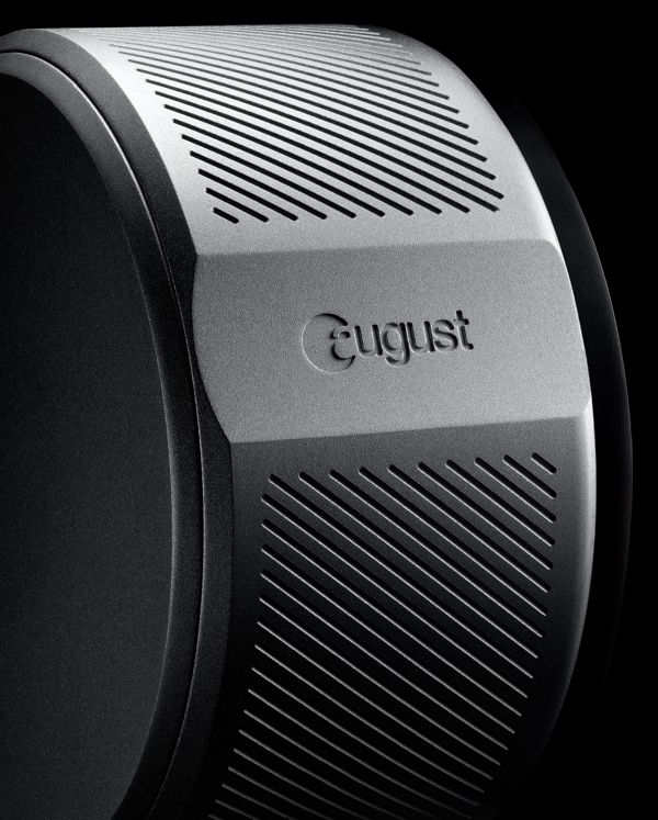 August Smart Lock on Behance