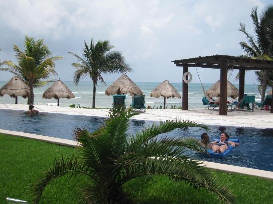 Secrets Silversands Riviera Cancun Swim Up Ocean Front