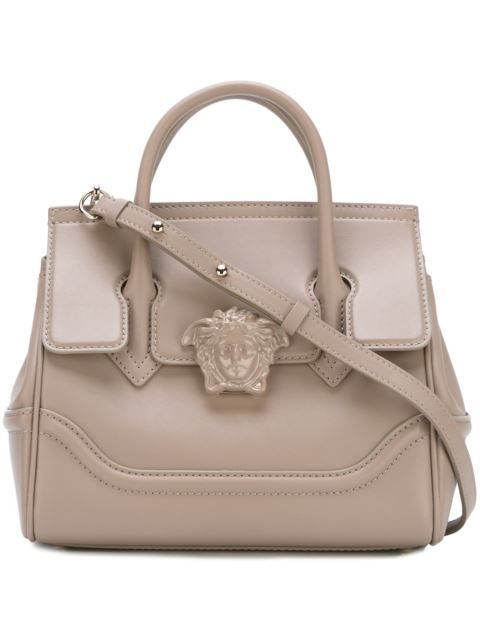 18f63ce87e Shop Versace  Palazzo Empire  tote in Elite from the world s best  independent boutiques at farfetch.com. Shop 400 boutiques at one address.   versacehandbags