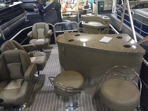 G3 Suncatcher V22GT - 2016 New Boats For Sale | Fergus, Ontario - BoatDealers.ca Mobile
