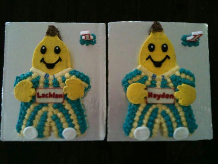 Banana in pajamas b1 & b2