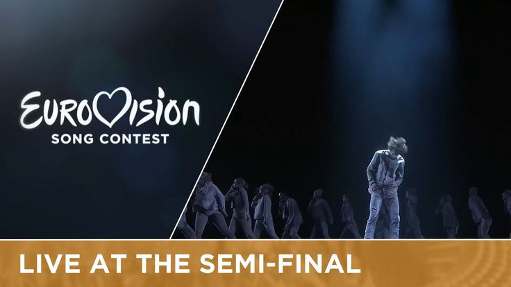 The Grey People (Interval act Semi - Final 1 of the 2016 Eurovision Song...