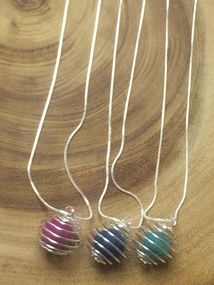 How to Make DIY Diffuser Necklace for Essential Oils ...