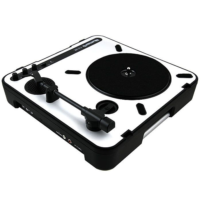Numark PT01 USB Portable Turntable at Juno Records