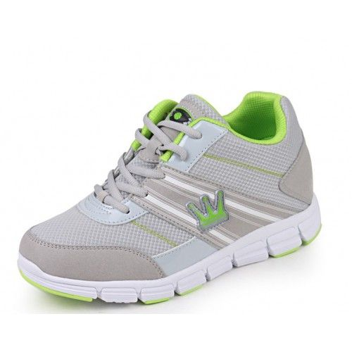 Shiny-King-Crown Women's Walking Shoes Leisure Running Shose