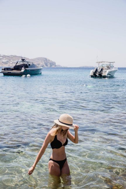 Zoella | Dreaming of Mykonos
