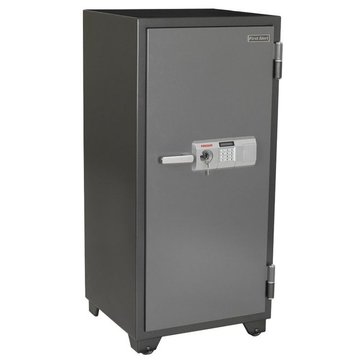 First Alert 2702DF Fire and Anti-Theft Digital Safe - 2702DF