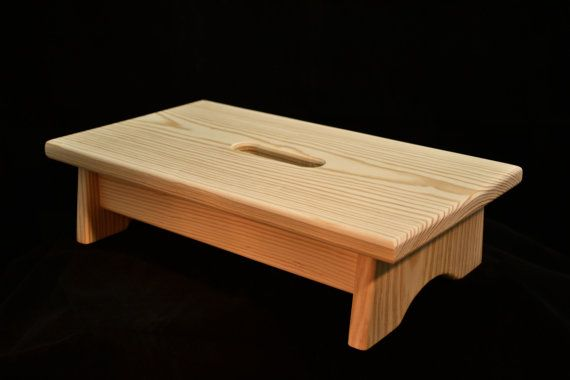 Small Step Stool With Handle Woodworking Projects Amp Plans