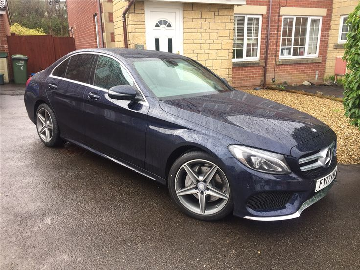 The Mercedes-Benz C Class  #carleasing deal | One of the many cars and vans available to lease from www.carlease.uk.com